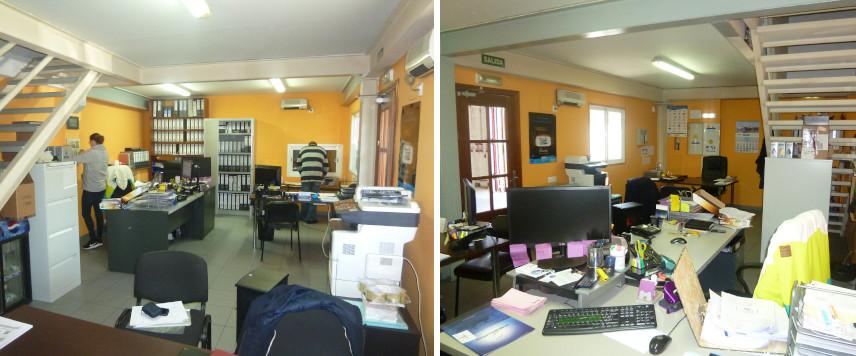 Oficinas de PuertoFish