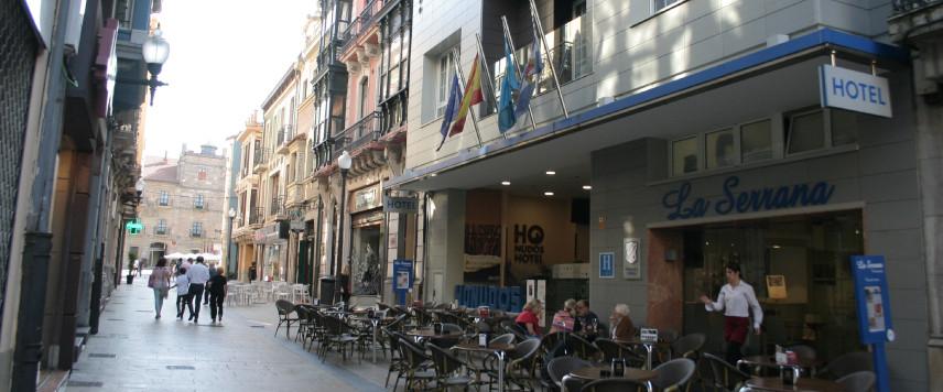 Hotel 40 Nudos