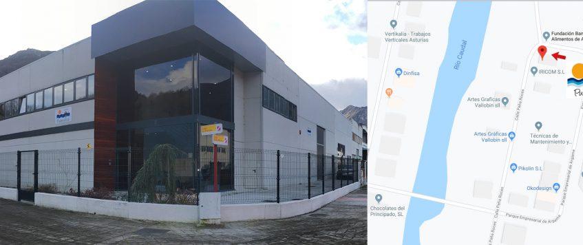 Mejora de instalaciones, nueva ubicación